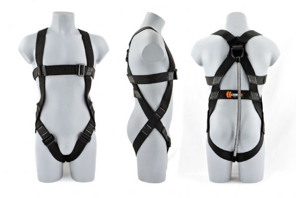 1-Point Elasticated Harness + Tail